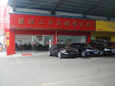 温州市胜旺二手车销售有限公司