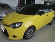 上汽MG,MG3 2011款 1.3 手动 舒适版