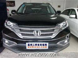 东风本田,本田CR-V 2012款 2.4 四驱尊贵导航版
