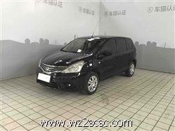 东风日产,骊威 2013款 1.6XE CVT舒适版