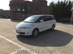 丰田(进口),普瑞维亚 2012款 2.4L 7座豪华版